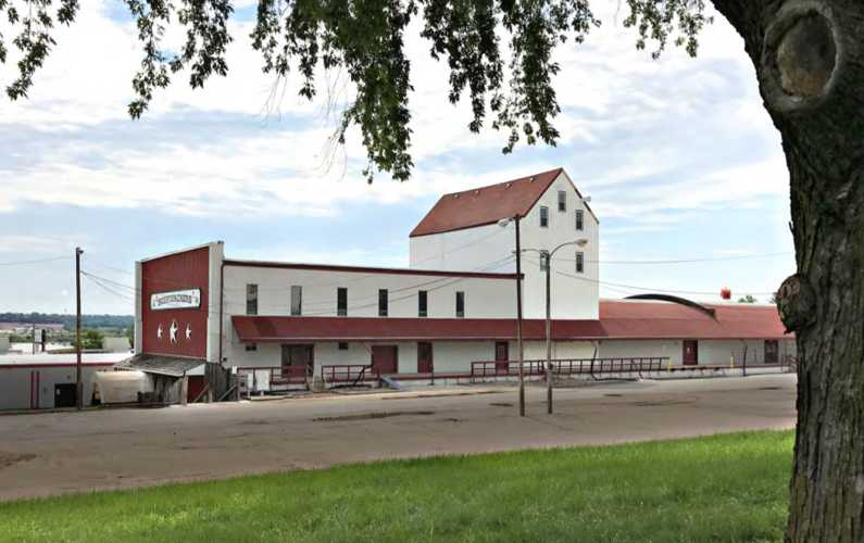 Ralston Granary Building Phase 2